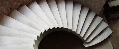 Ремонт каменных и бетонных лестниц