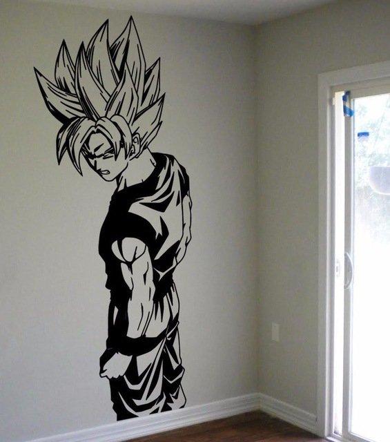 В стиле японского аниме для комнаты подростка YOYOYU ART HOME DECOR