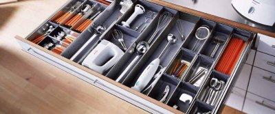 Современные методы рационального размещения кухонных принадлежностей