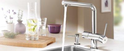5 стильных кухонных смесителей из AliExpress