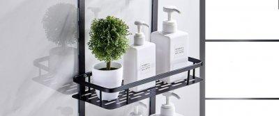 5 отличных полочек для ванной c AliExpress