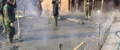 Как испортить бетон: 5 основных ошибок
