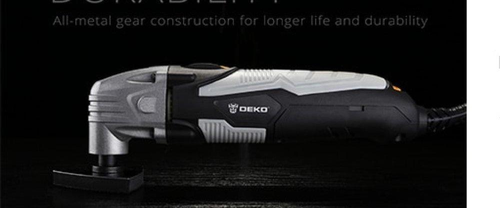 5 отличных инструментов от DEKO