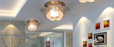 ТОП-5 дизайнерских потолочных светильников от AliExperess
