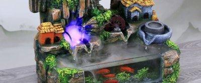 5 восхитительных настольных фонтанов с AliExpress