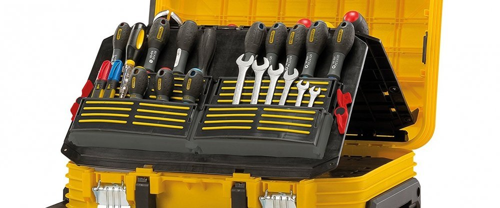 5 крутых наборов инструментов в чемодане с AliExpress