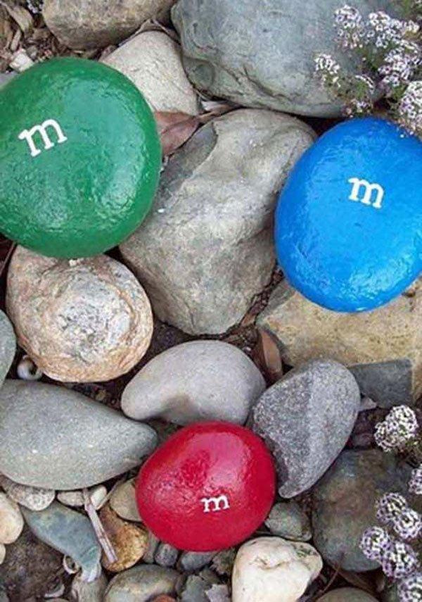 Сад камней на даче фото 6