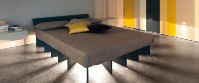 30 необычных кроватей для спальни