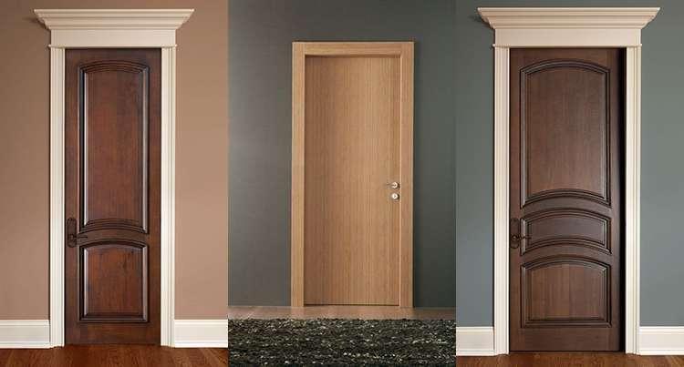 Цвет межкомнатных дверей фото 6