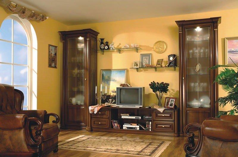 Классическая мебель для гостиной фото 2