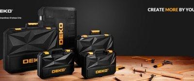 5 крутых инструментов от DEKO с AliExpress
