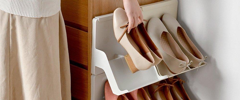 5 смелых идей хранения обуви с AliExpress