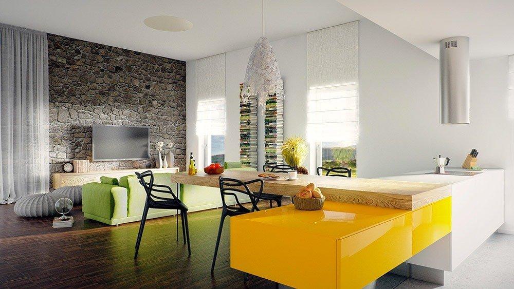 Мягкая мебель для гостиной: 10 идей интерьера фото 01-06