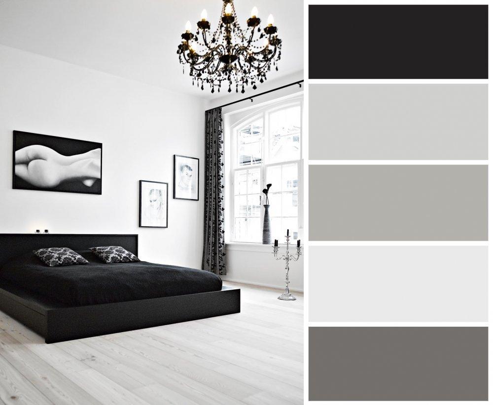 Сочетание с черным и белым