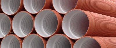 Двухслойные гофрированные трубы из полимеров – штурм новых рубежей