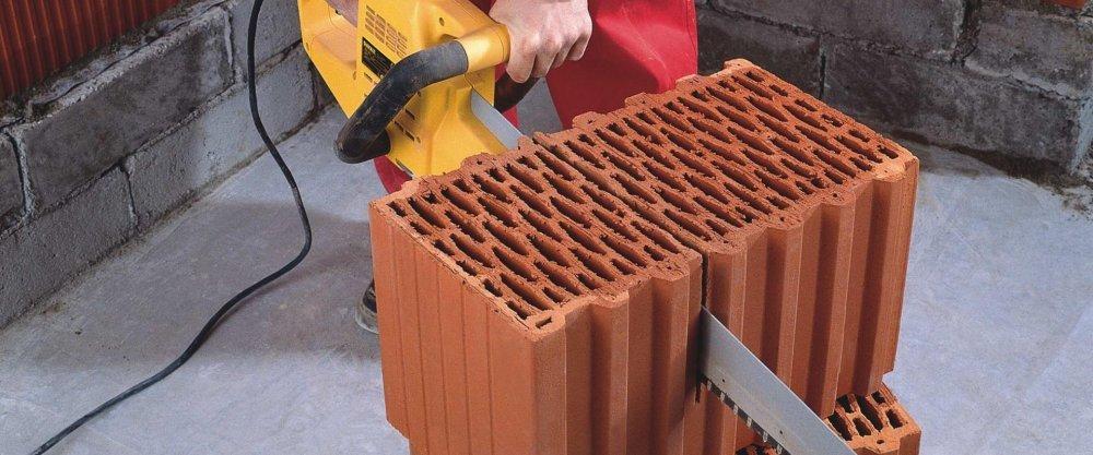 Керамический блок: плюсы и… плюсы