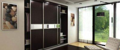 Шкафы-купе: отличия и преимущества