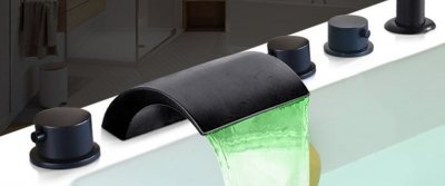 ТОП-5 несравненных смесителей для ванной с AliExpress