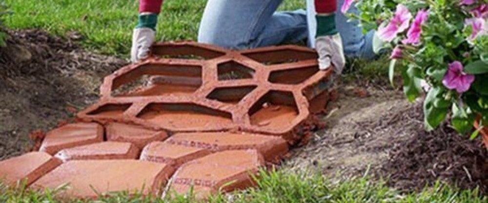 ТОП-5 отличных форм для тротуарной плитки с AliExpress