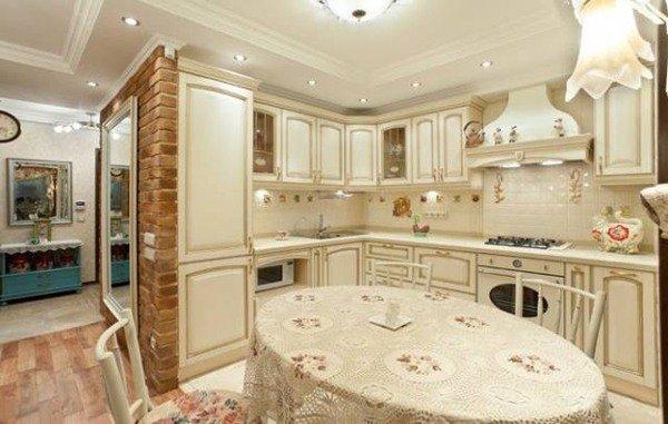кухня в стиле прованс фото 2