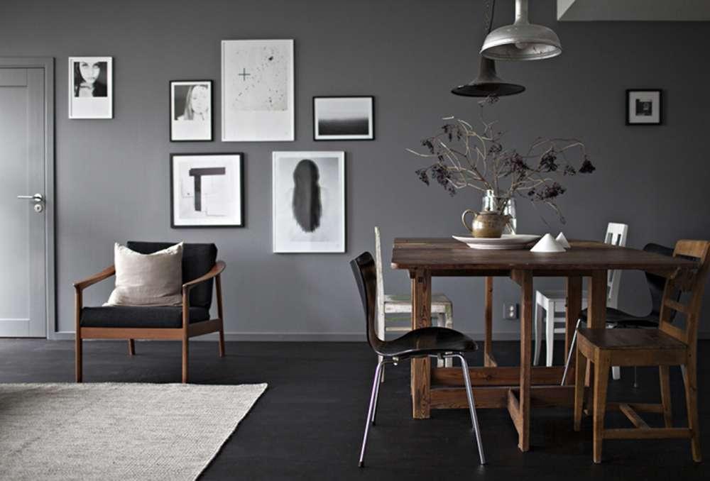 Серый цвет в интерьере: 60+ фотографий и примеров крутых интерьеров в серых тонах