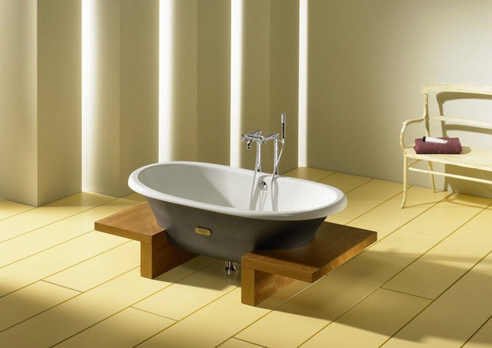 Рейтинг производителей стальных и чугунных ванн. Roca