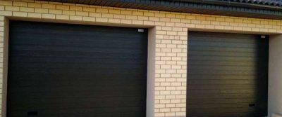 Какие автоматические гаражные ворота лучше: обзор производителей DoorHan, Alutech и Hoermann