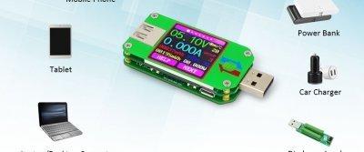 ТОП-5 отличных USB-мультитестеров с Aliexpress