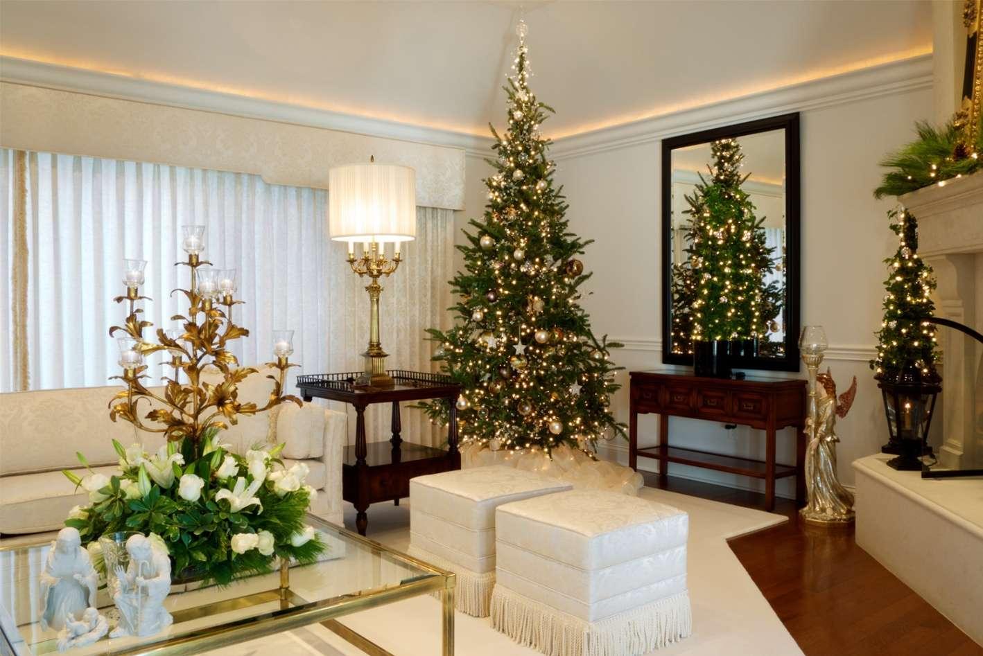 Как создать шикарный, роскошный интерьер в доме своими руками