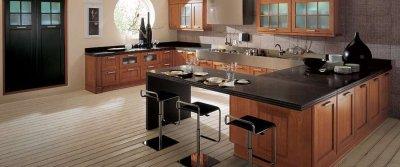 Лучшие варианты планировки угловой кухни