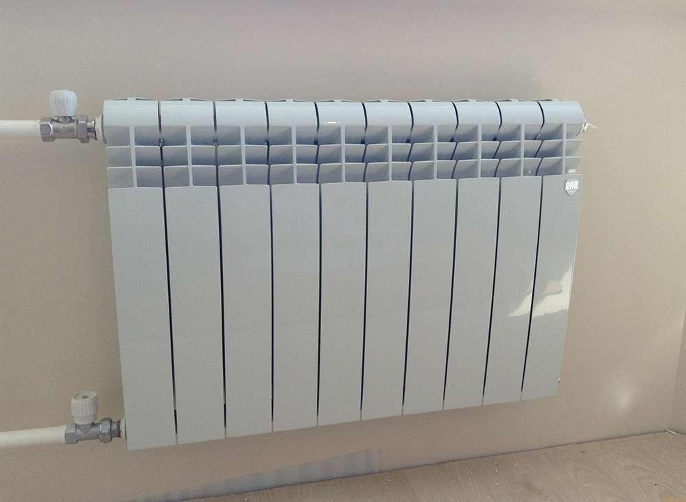 биметаллический радиатор отопления фото 3