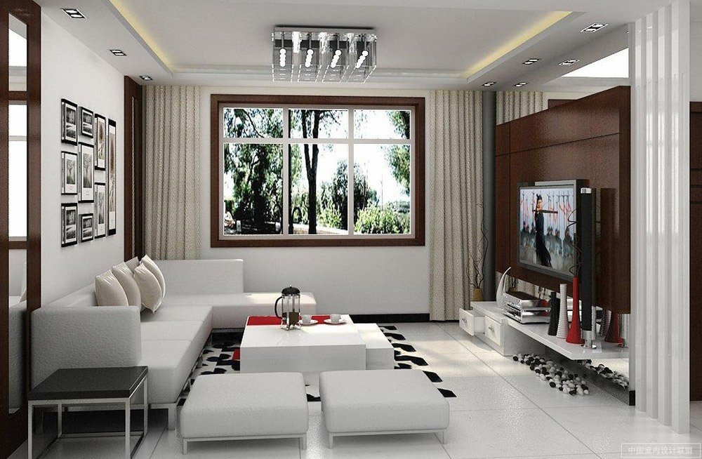 Мягкая мебель для гостиной: 10 идей интерьера фото 09-03
