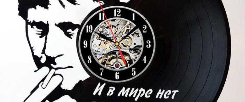 ТОП-5 уникальнейших настенных часов с AliExpress