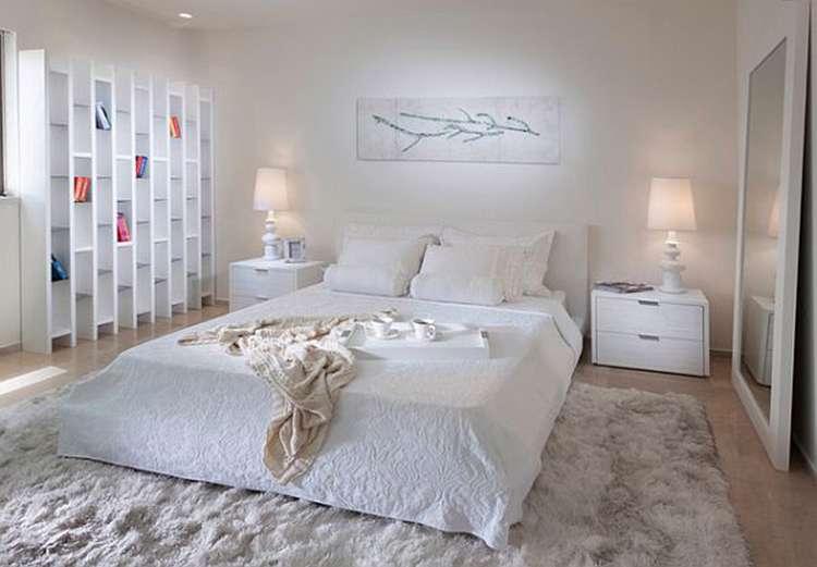 Белый цвет в интерьере квартиры фото 4
