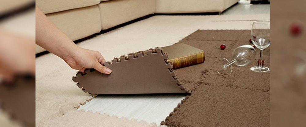 ТОП-5 самых мягких и практичных ковров-паззлов с AliExpress