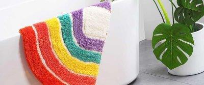 5 идеальных ковриков для ванной с AliExpress