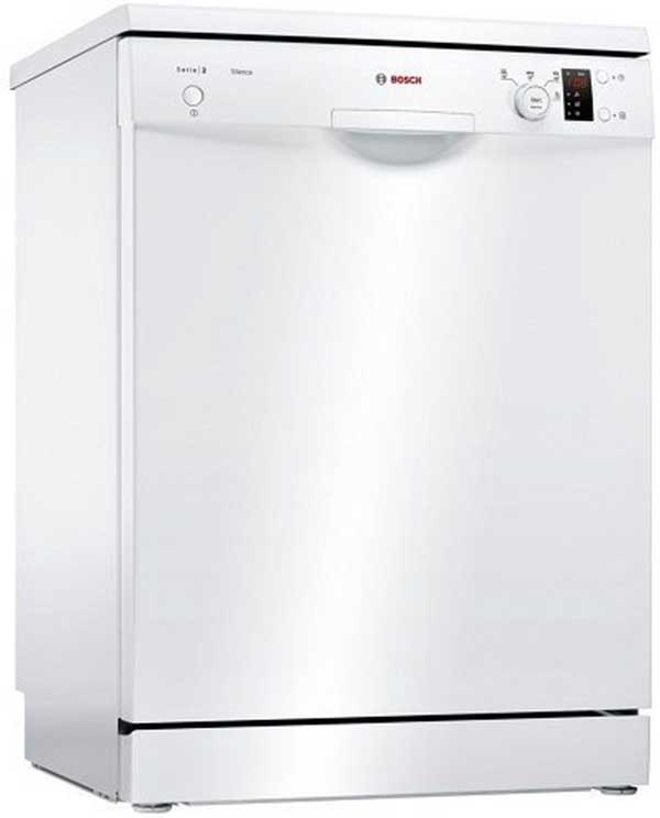 Bosch SPS25FW12R (Германия) один из лидеров рейтинга посудомоечных машин