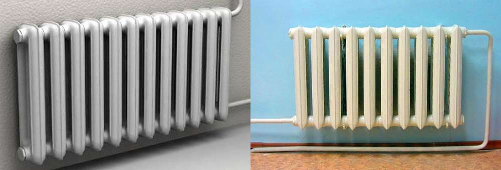 радиаторы отопления для дома фото 1