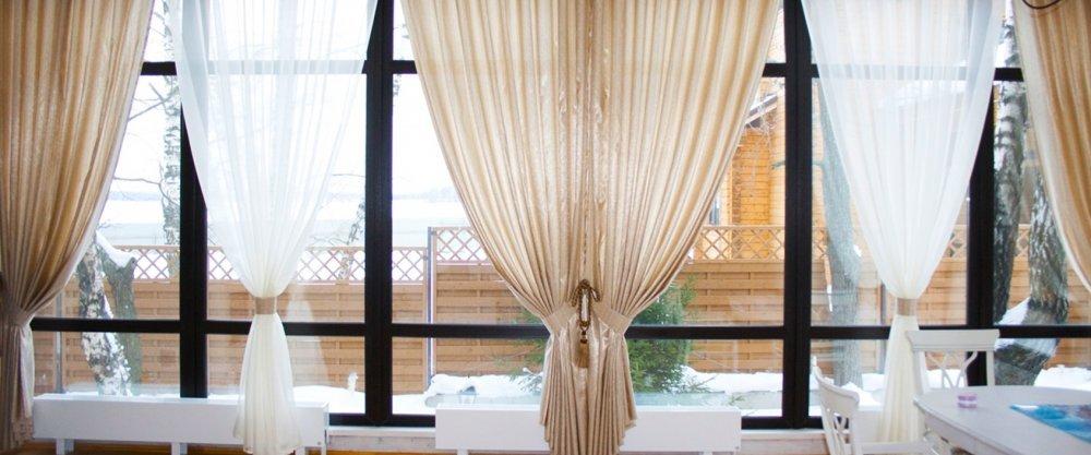 ТОП-5 бесподобных штор для гостиной от AliExpress