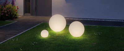 5 ярких уличных светильников с AliExpress