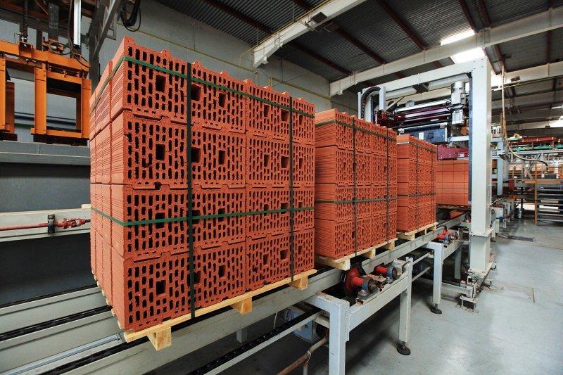 Коэффициент теплопроводности у керамических блоков самый низкий