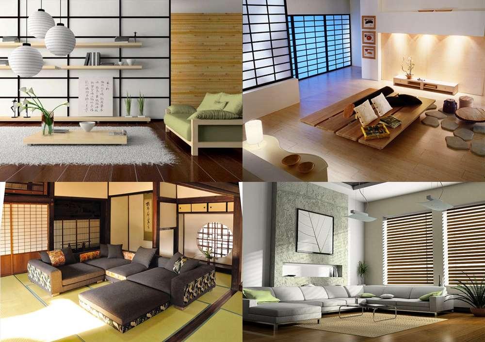 Японский стиль в интерьере фото 1