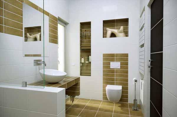 Как сделать маленькую ванну визуально больше фото 9