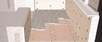 Как утеплить балкон PIR-плитами