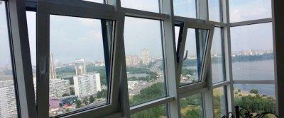 Монтаж алюминиевых окон своими руками