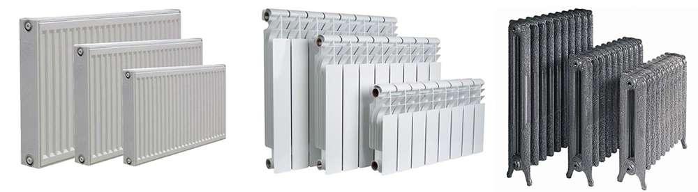 Обзор и рейтинг популярных моделей радиаторов отопления