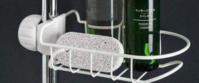 5 компактных полочек и держателей для ванной и душа с AliExpress