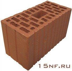Керамоблоки, керамические блоки, кладка керамических блоков