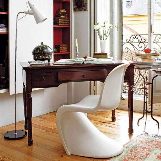 Идеи обустройства домашнего мини-офиса