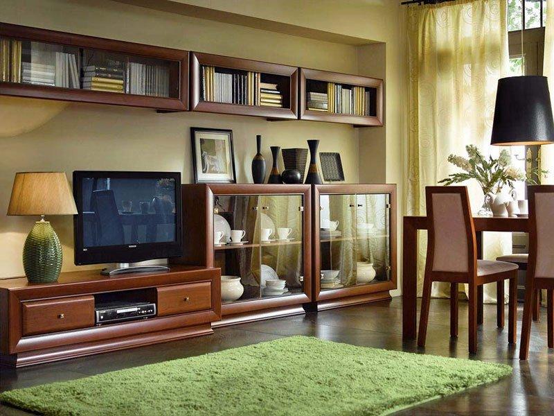 Модульная мебель для гостиной фото 2